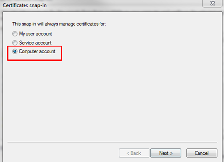 How to Check the Correct Certificates Are Installed on Windows ...